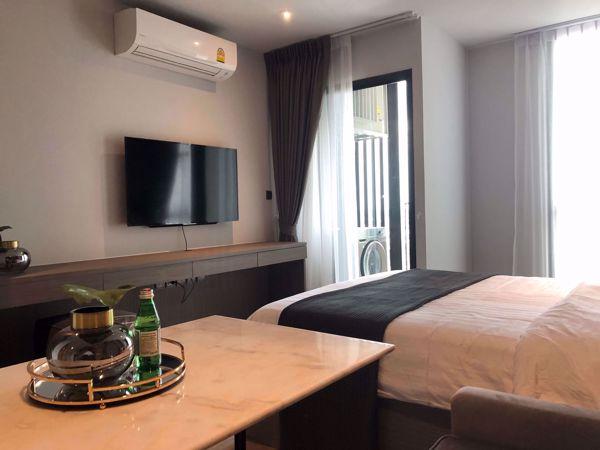 Picture of Studio bed Condo in RHYTHM Ekkamai Khlong Tan Nuea Sub District C11861