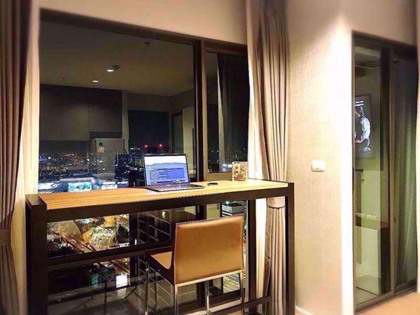 Picture of Studio bed Condo in Rhythm Asoke Makkasan Sub District C11888