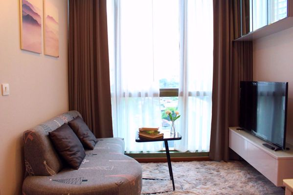 Picture of 1 bed Condo in Wish Signature Midtown Siam Thanonphayathai Sub District C11914