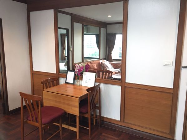 Picture of 2 bed Condo in Pacific Height Khlongtoei Sub District C11962