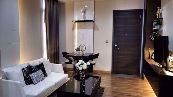 Picture of Studio bed Condo in Ivy Ampio Huaikhwang Sub District C11982