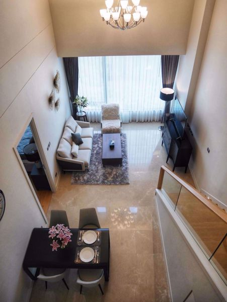 Picture of 2 bed Duplex in Sindhorn Residence Lumphini Sub District D11972