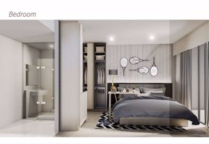 Picture of 1 bed Condo in Niche MONO Ramkhamhaeng Huamak Sub District C012040