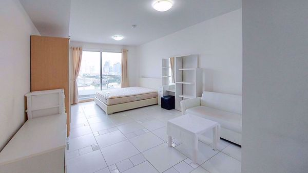 Picture of Studio bed Condo in Supalai River Place Banglamphulang Sub District C012062