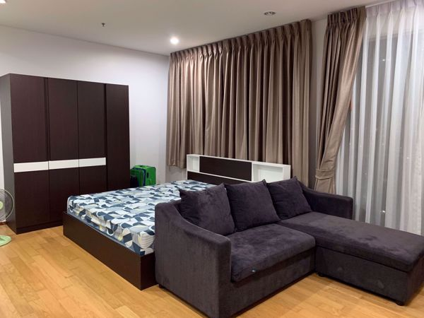 Picture of Studio bed Condo in Villa Sathorn Khlongtonsai Sub District C012100