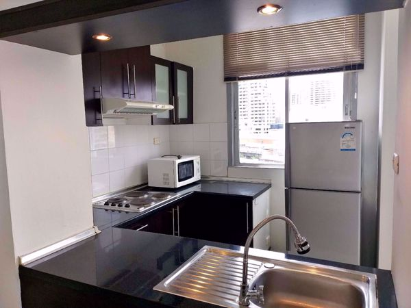 Picture of 1 bed Condo in The Capital Sukhumvit 30/1 Khlongtan Sub District C012158
