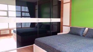 รูปภาพ 1 bed Condo in Baan Klang Krung Siam-Pathumwan Thanonphetchaburi Sub District C012160