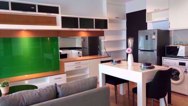 Picture of 1 bed Condo in Baan Klang Krung Siam-Pathumwan Thanonphetchaburi Sub District C012160