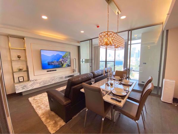Picture of 1 bed Condo in Siamese Exclusive Queens Khlongtoei Sub District C012168