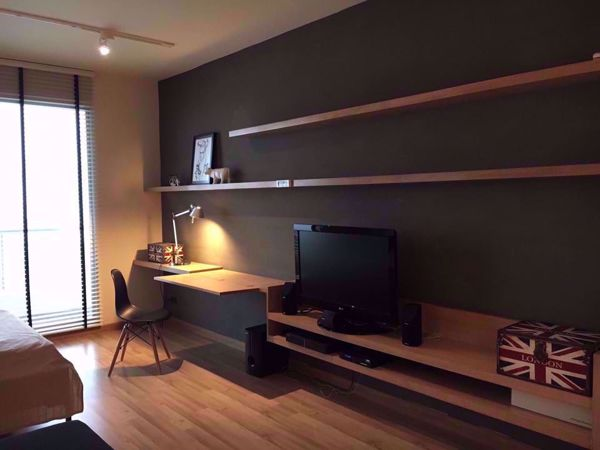 Picture of Studio bed Condo in Supalai River Place Banglamphulang Sub District C012171