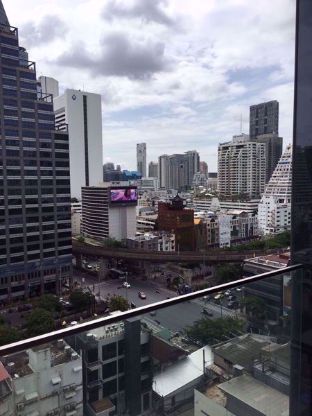 Picture of 1 bed Condo in Ashton Silom Suriyawong Sub District C012176