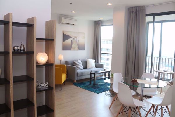 Picture of 2 bed Condo in Ideo Q Siam - Ratchathewi Thanonphayathai Sub District C012180
