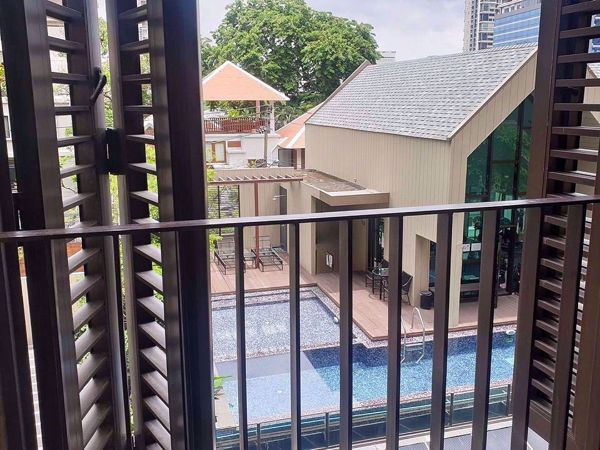 Picture of 1 bed Condo in Condolette Dwell Sukhumvit 26 Khlongtan Sub District C012219