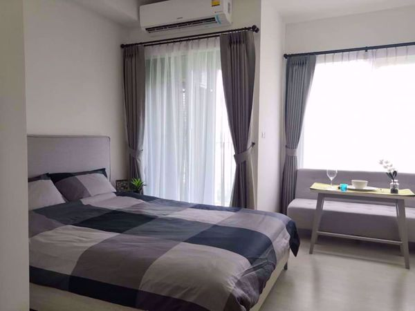 Picture of Studio bed Condo in Chapter One Eco Ratchada - Huaikwang Huaikhwang Sub District C012252