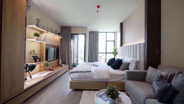 Picture of Studio bed Condo in RHYTHM Ekkamai Khlong Tan Nuea Sub District C012276