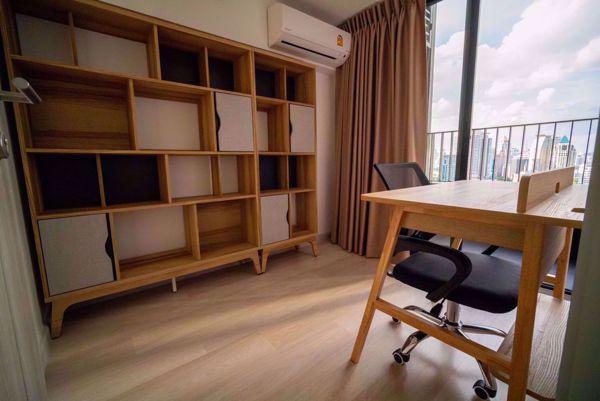 Picture of 1 bed Duplex in Knightsbridge Prime Sathorn Thungmahamek Sub District D012299