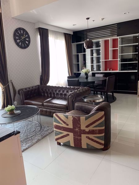 Picture of 1 bed Duplex in Villa Asoke Makkasan Sub District D012314