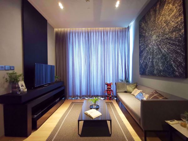Picture of 1 bed Condo in Saladaeng One Silom Sub District C012324
