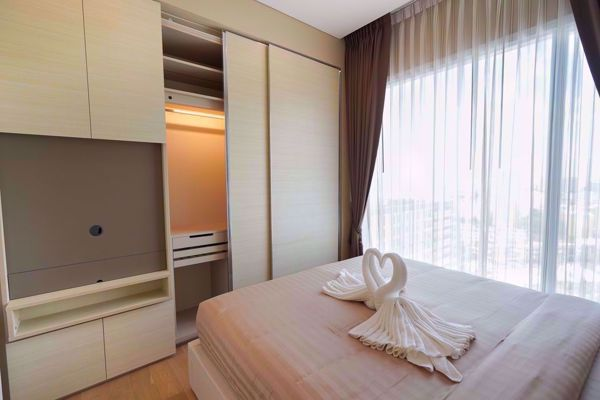 Picture of 1 bed Condo in The Saint Residences Chomphon Sub District C012397