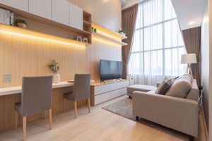 รูปภาพ 2 ห้อง Duplex in Knightsbridge Prime Sathorn Thungmahamek Sub District D012407