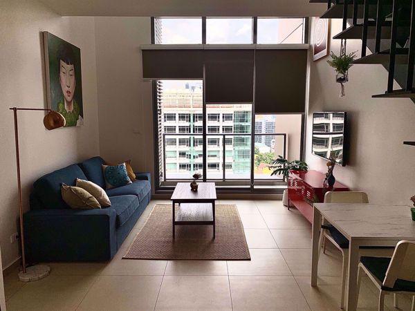Picture of 1 bed Condo in The Lofts Ekkamai Phrakhanongnuea Sub District C012422