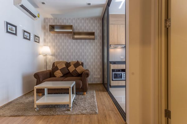 Picture of 1 bed Condo in Hasu Haus Phrakhanongnuea Sub District C012499