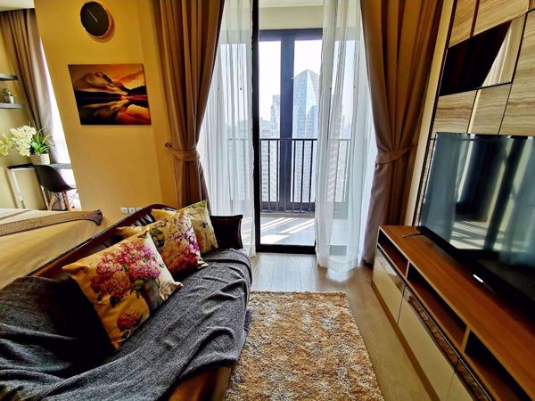 Picture of 1 bed Condo in Ashton Asoke Khlongtoeinuea Sub District C012503