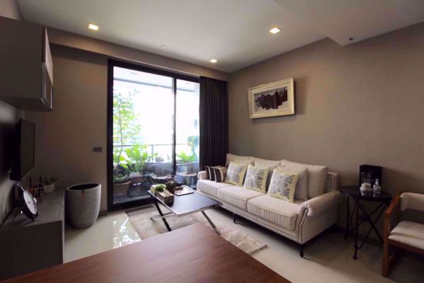 Picture of 1 bed Condo in M Silom Suriyawong Sub District C012515