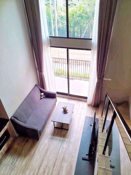 Picture of 1 bed Duplex in Blossom Condo @ Sathorn-Charoenrat Thung Wat Don Sub District D012516