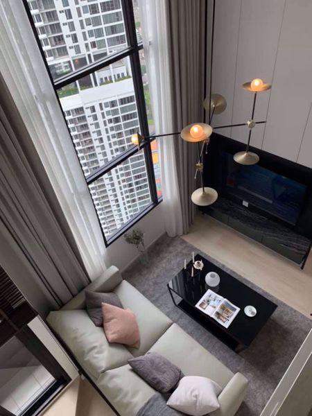 Picture of 1 bed Duplex in Knightsbridge Prime Sathorn Thungmahamek Sub District D012517