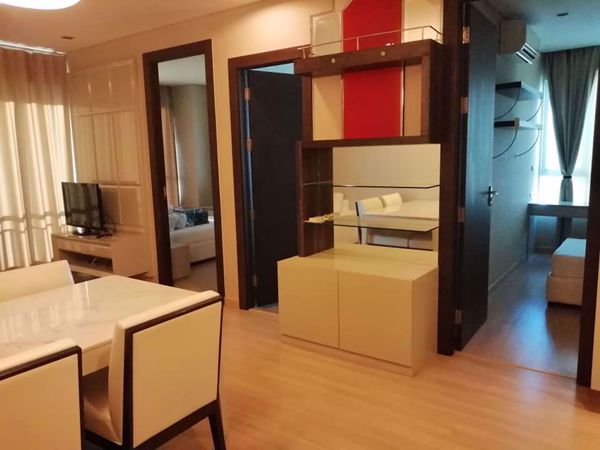 Picture of 2 bed Condo in The Address Phayathai Thungphayathai Sub District C012548