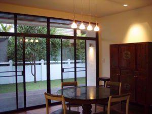 รูปภาพ 4 bed House  Bangkapi Sub District H012615