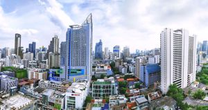 Picture of 4 bed Penthouse in Circle Sukhumvit 11 Khlongtoeinuea Sub District P012057
