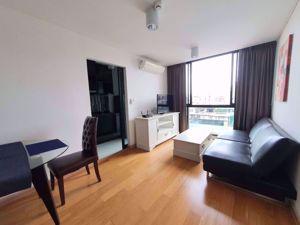 รูปภาพ 1 bed Condo in Bangkok Feliz @ Krungthonburi Station Khlong Ton Sai Sub District C012626