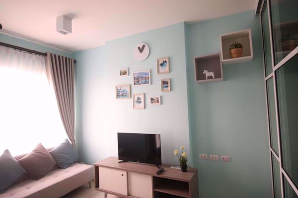 Picture of Studio bed Condo in Chapter One Eco Ratchada - Huaikwang Huaikhwang Sub District C012641