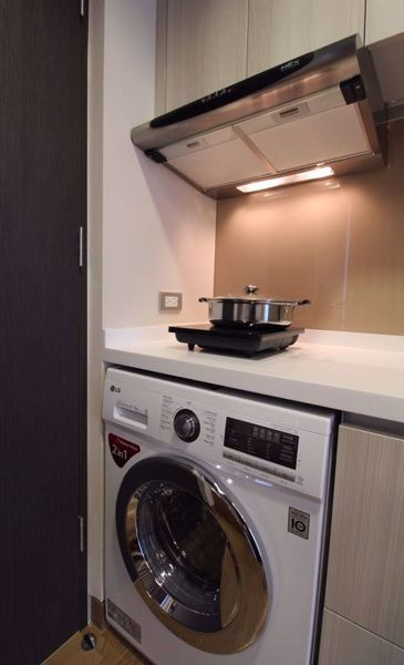 Picture of 1 bed Condo in The Lumpini 24 Khlongtan Sub District C012678