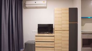 Picture of Studio bed Condo in Aspire Asoke-Ratchada Din Daeng Sub District C012789
