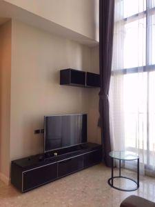 รูปภาพ 2 bed Duplex in The Crest Sukhumvit 34 Khlongtan Sub District D012995