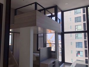 รูปภาพ 1 bed Duplex in Chewathai Residence Asoke Makkasan Sub District D013115