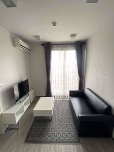 รูปภาพ 1 bed Condo in Zelle Rattanathibet Bang Rak Noi Sub District C013120