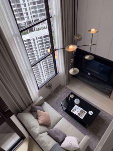รูปภาพ 1 bed Duplex in Knightsbridge Prime Sathorn Thungmahamek Sub District D013208