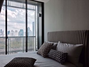 รูปภาพ 1 bed Condo in A Space I.D. Asoke-Ratchada Din Daeng Sub District C013284
