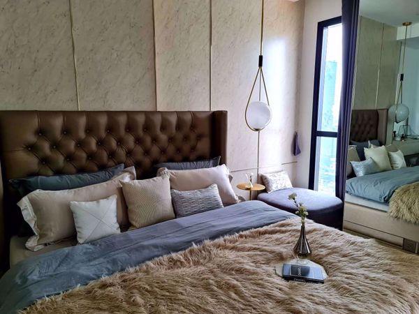 Picture of 1 bed Condo in Ashton Chula - Silom Mahaphruettharam Sub District C013328