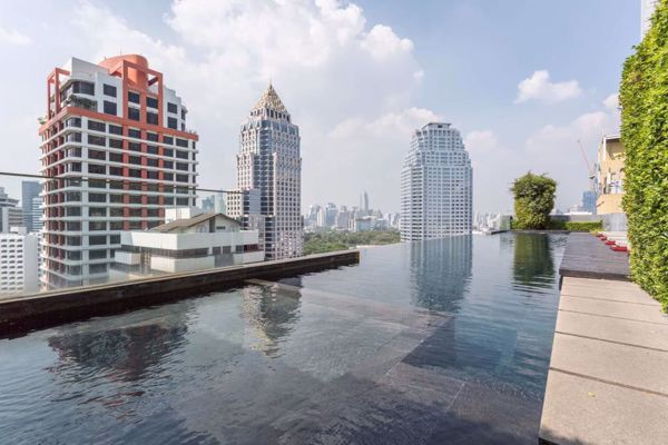 Picture of 1 bed Condo in Saladaeng Residences Silom Sub District C013351