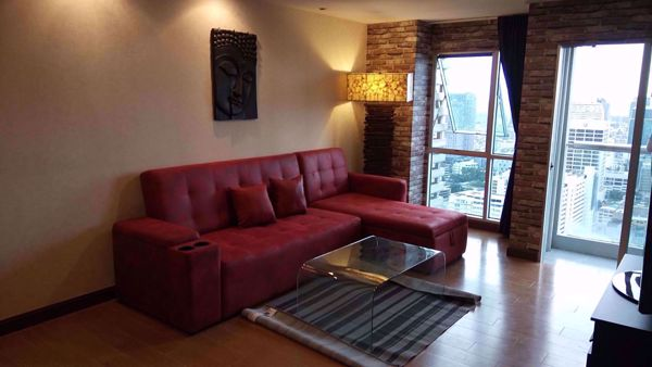 Picture of 1 bed Condo in Silom Suite Silom Sub District C013360