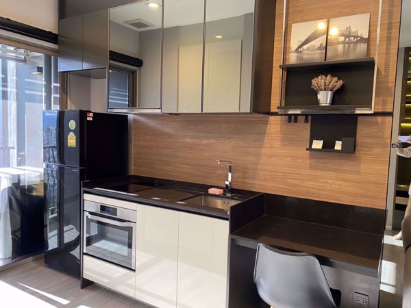 Picture of 1 bed Condo in The Room Sathorn-St.Louis Thung Wat Don Sub District C013386