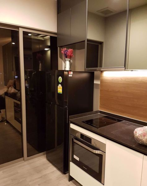 Picture of 1 bed Condo in The Room Sathorn-St.Louis Thung Wat Don Sub District C013387