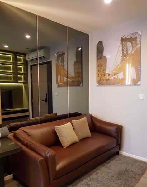 Picture of 1 bed Condo in The Room Sathorn-St.Louis Thung Wat Don Sub District C013388