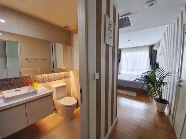 Picture of 1 bed Condo in Condolette Light Convent Silom Sub District C013412