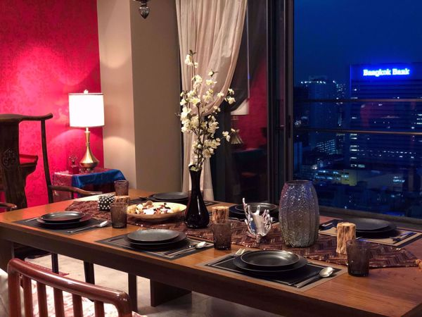 Picture of 3 bed Condo in The Met Thungmahamek Sub District C013422